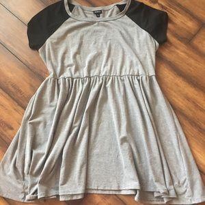 🖤 Torrid Tee Dress, Size 2 🖤